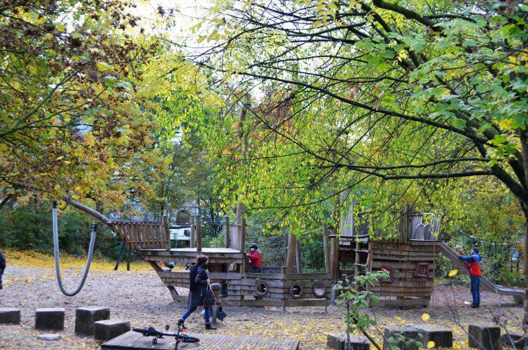 Read more about the article Pełen atrakcji Görlitzer Park