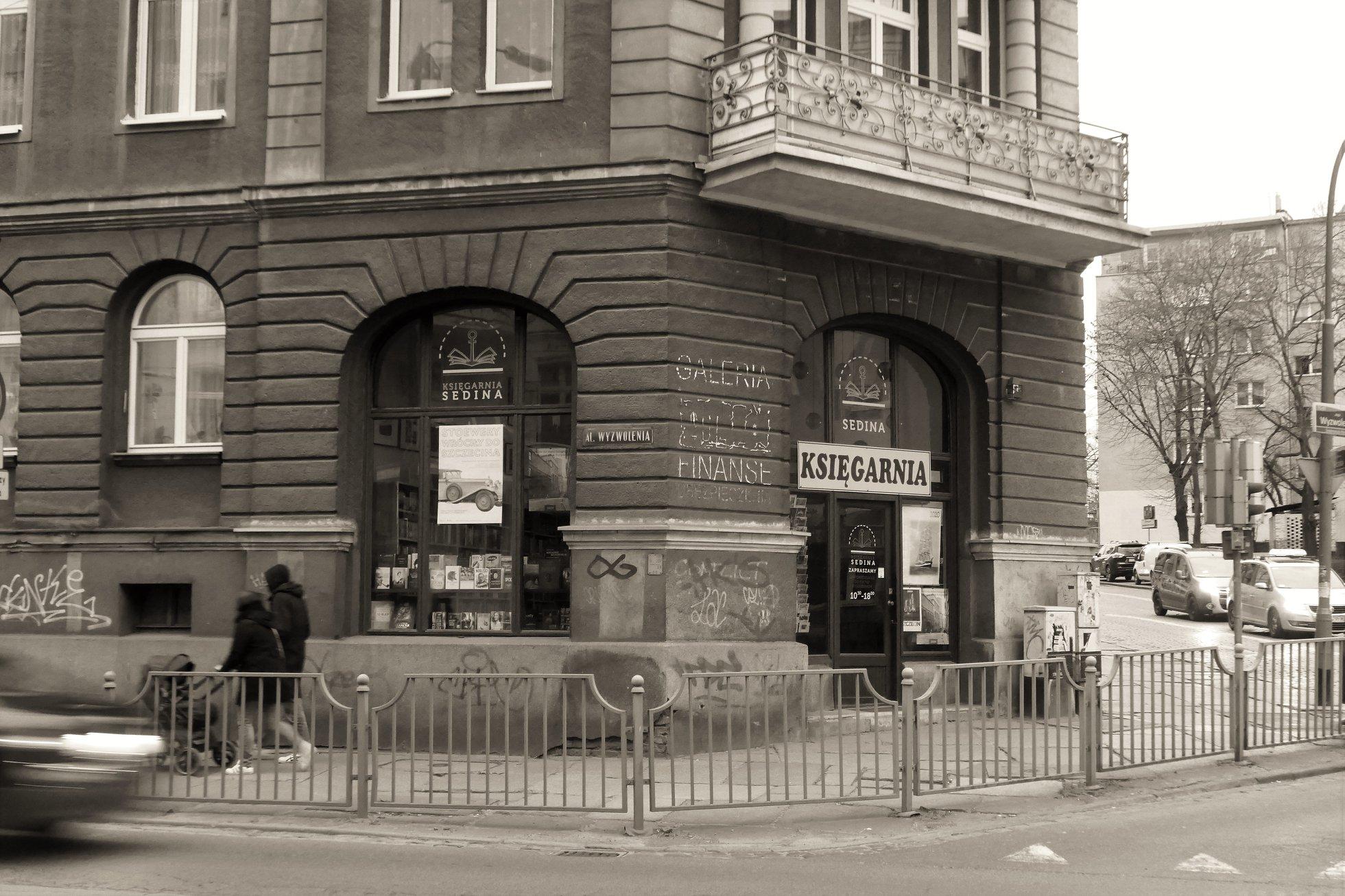 "Buchhandlung ""Sedina"""