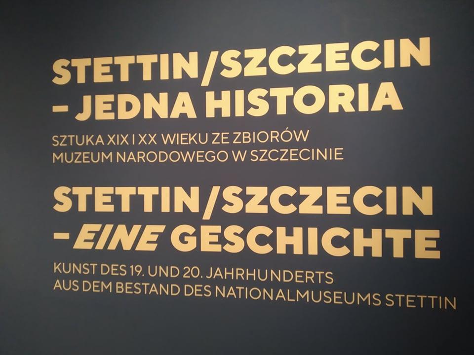 """You are currently viewing Ausstellung """"Stettin/Szczecin – eine Geschichte"""""""