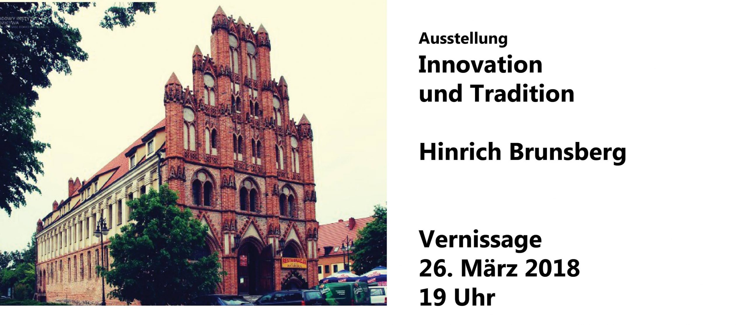 Read more about the article Hinrich Brunsberg: Innovation und Tradition