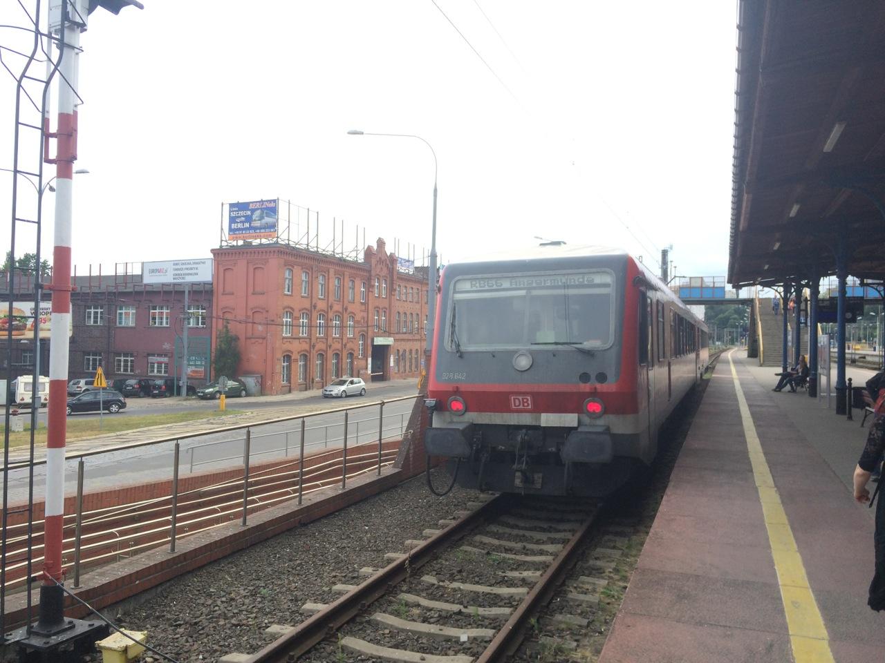 Read more about the article Geschichte der Verkehrswege zwischen Berlin und Stettin